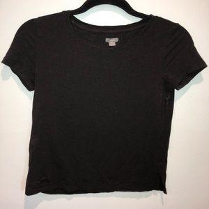 Aerie Black Short Sleeve T-shirt